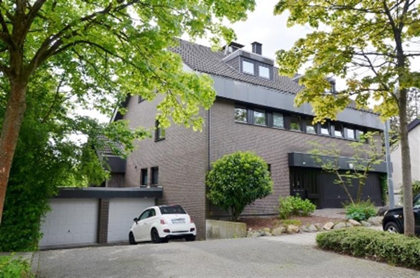 Grüne Dachterrasse maisonettewohnung 4 zimmer mit toller dachterrasse und garage in