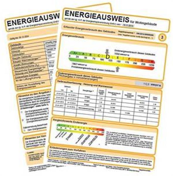 Verbrauchsorientierter energieausweis kostenlos