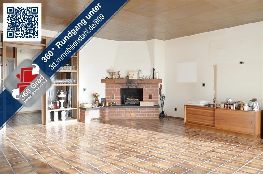 velbert t nisheide 3 zimmer wohnung mit kamin balkon und stellplatz immobilienmakler. Black Bedroom Furniture Sets. Home Design Ideas